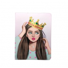 "Univerzális 9-10"" tablet tok, Lady and Crown"